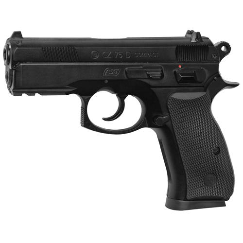 ASG GNB CZ 75D Compact CO2 Airsoft gun