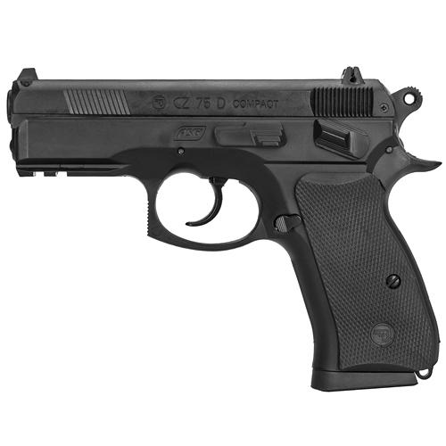 Ceska Zbrojovka 75D GNB 4.5mm Compact CO2 gun