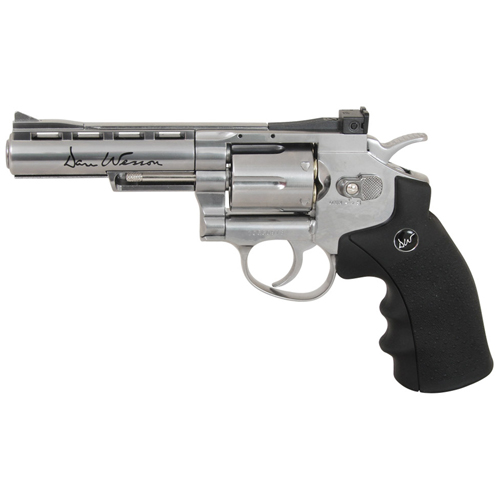 Dan Wesson MB-S CO2 Silver US Airsoft Revolver