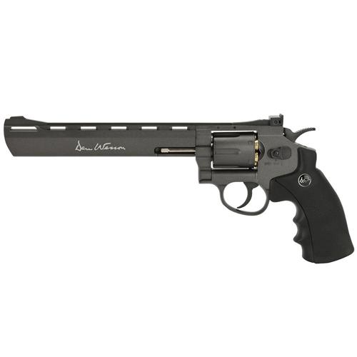 Dan Wesson 8 Inch Grey 4.5mm Air gun