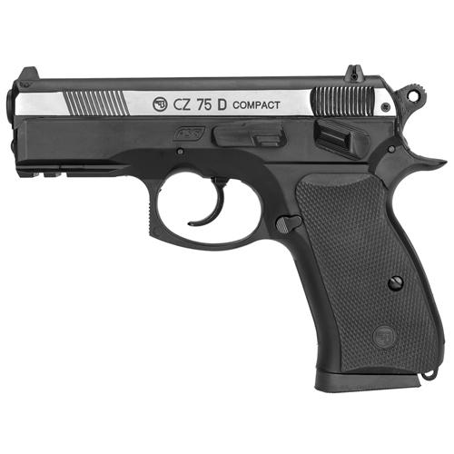 Ceska Zbrojovka 75D Compact Dual Tone GNB 4.5mm CO2 gun