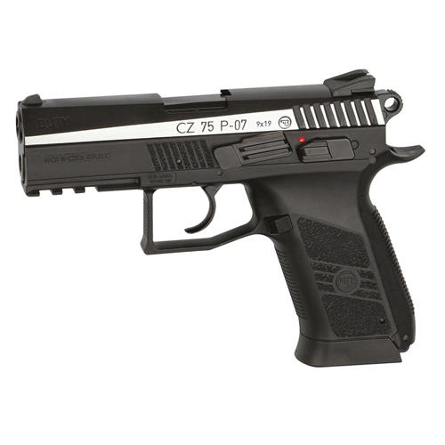 ASG CZ 75 P-07 Duty Blowback BB gun