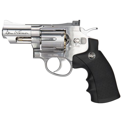 Dan Wesson 2.5 Inch CO2 silver 4.5 mm Air gun