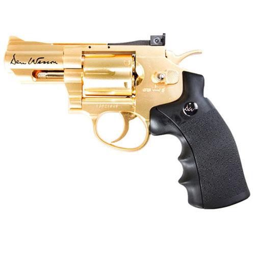 Dan Wesson 2.5 Inch Gold 4.5mm CO2 Air gun