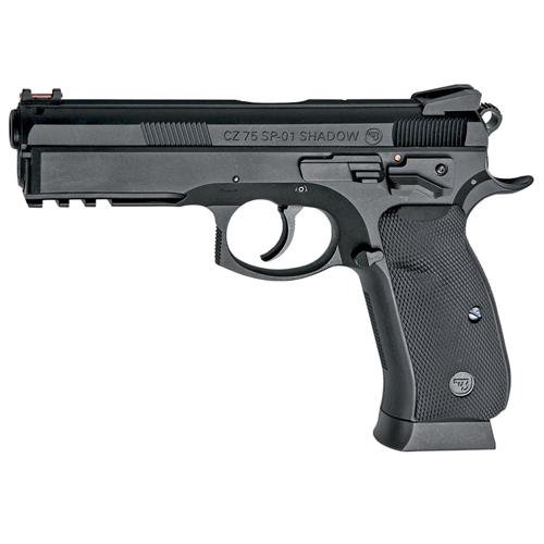 ASG CZ SP-01 Shadow GNB 4.5mm BB Gun