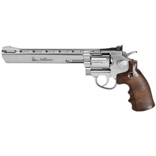 Dan Wesson Silver 8 Inch CO2 Airgun