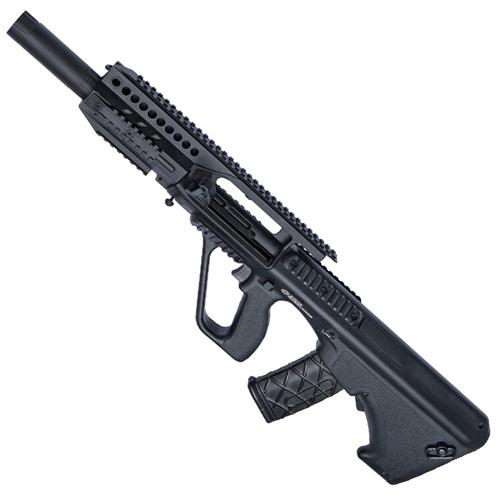 Steyr AUG A3 MP Airsoft Rifle - 394 FPS - Black Tip