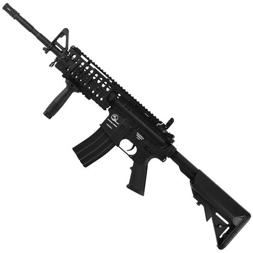 ASG M15 Armalite AEG Airsoft Rifle - Black Tip