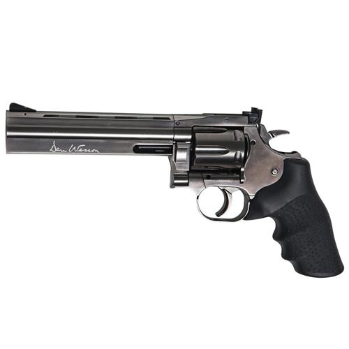 Dan Wesson 715 Steel Grey 6 Inch CO2 Revolver