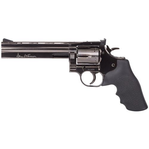 Dan Wesson 715 Grey Pellet Revolver 6 Inch