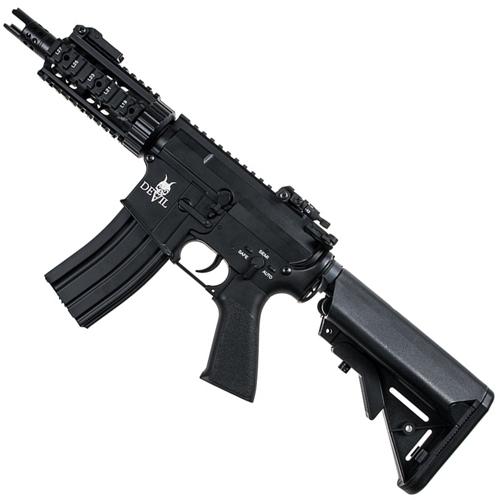 DEVIL AEG M15 Compact Airsoft Rifle (5 Inch)