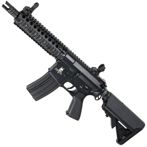 DEVIL AEG M15 Combat Airsoft Rifle (7 Inch)