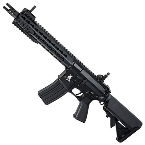 DEVIL AEG M15 Keymod Airsoft Rifle (10 Inch)