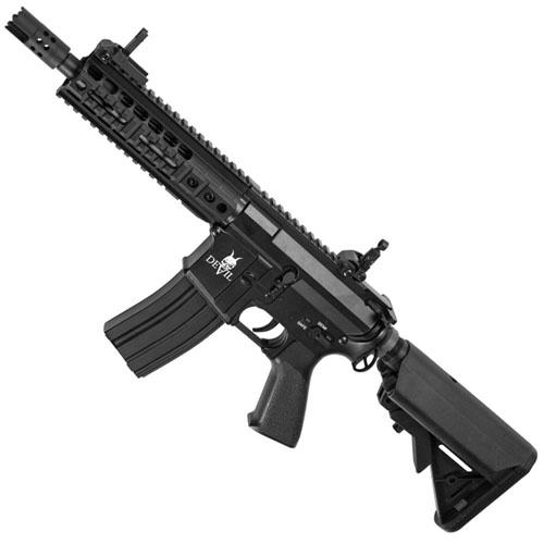 DEVIL AEG M15 CQB Airsoft Rifle (7 Inch)