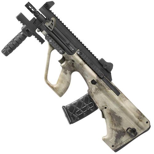 Steyr AUG A3 XS Com Desert Camo Airsoft Rifle