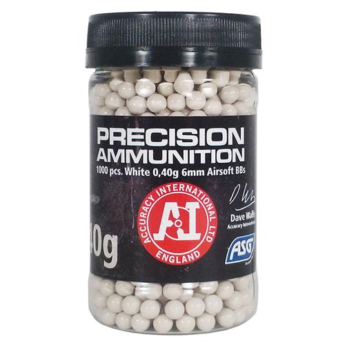 ASG Precision Ammunition Heavy Airsoft BBs - .40g