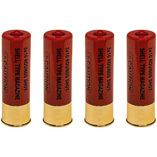 ASG Airsoft Shotgun Shell 4-Pack (30 Rounds)