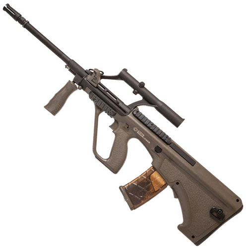 Steyr AUG A1 Military Airsoft Rifle (Olive Drab)