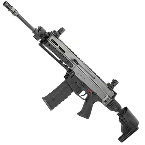ASG PL CZ 805 BREN A1 US Version Airsoft Rifle - Black Tip
