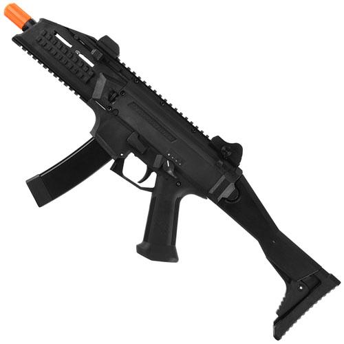 ASG CZ Scorpion EVO 3 A1 Full Metal AEG Airsoft Gun - Orange Tip