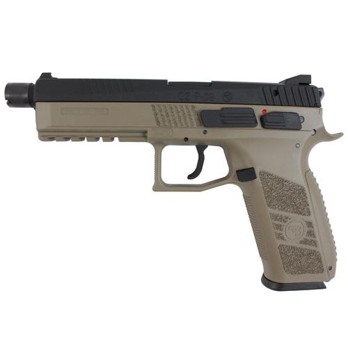 GBB CO2 MS CZ P-09 Airsoft gun