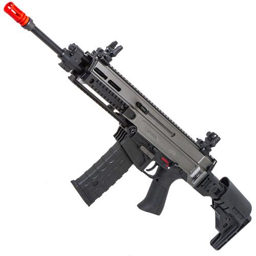 ASG PL CZ 805 BREN A1 US Version Airsoft Rifle - Orange Tip