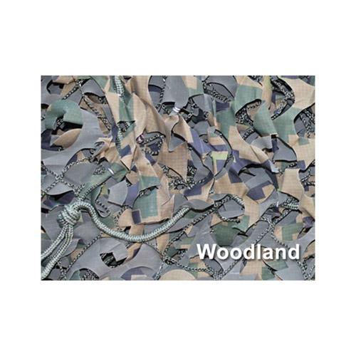 3 D Digital Woodland Ultra-Lite Camouflage Netting