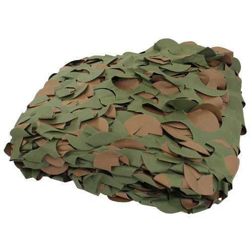 Ultra-Lite Green-Brown Camouflage 7 ft 10 inch x 9 ft 10 inch Netting