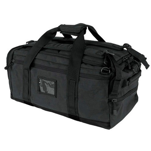 Condor Centurion Carry-On Duffle Black
