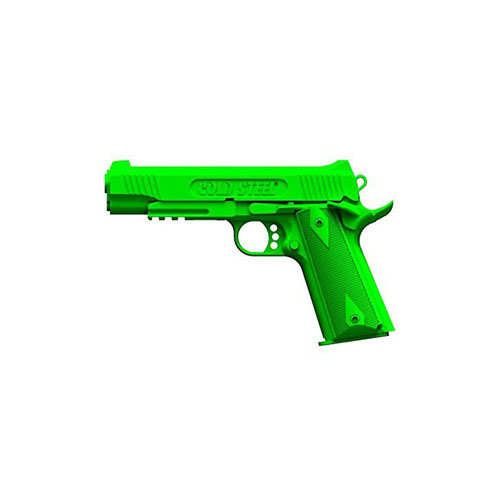 Cold Steel Green 1911 Rubber Training Pistol