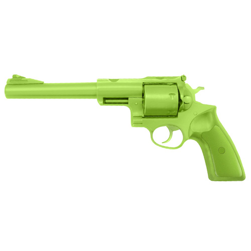 Cold Steel Ruger Super Redhawk Rubber Green Training Revolver