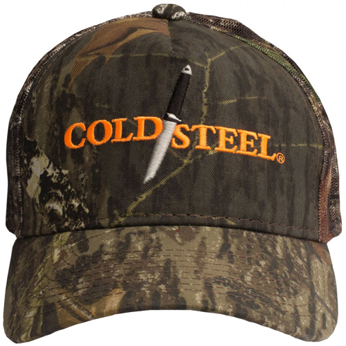 Cold Steel Mossy Oak Multicamo Hat