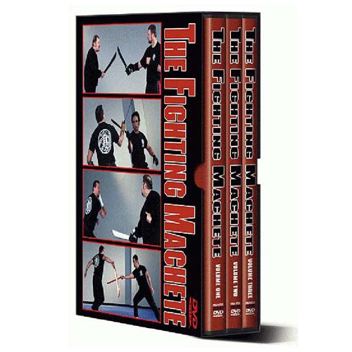 Cold Steel The Fighting Machete DVD Set