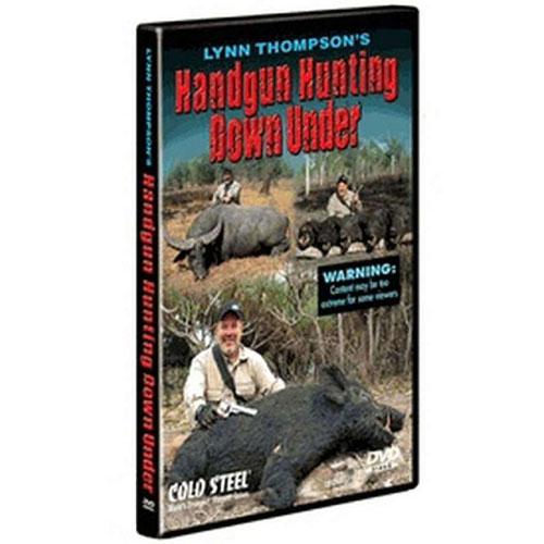 Cold Steel Handgun Hunting DVD