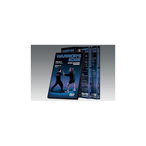 Cold Steel Warriors Edge 3 DVD Set