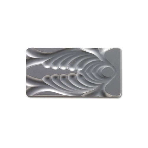 CRKT Tighe Engraved Cold-forged Aluminum Money Clip