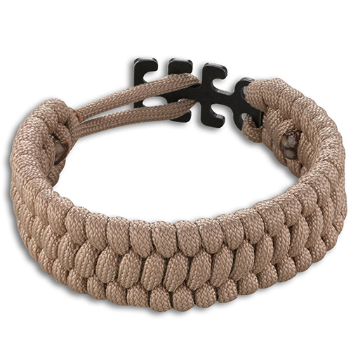 CRKT Adjustable Tan Paracord Bracelet