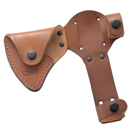 CRKT Chogan Woods T-Hawk Leather Axe Sheath