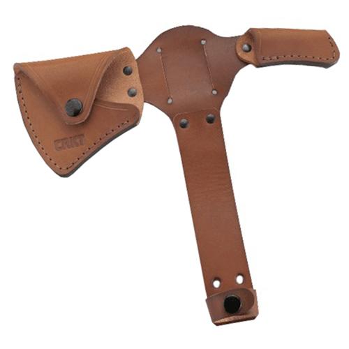 CRKT Woods Kangee Tomahawk Leather Sheath