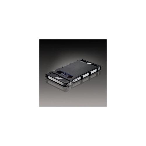 CRKT 360 Lid Matte Black Stainless Steel iPhone 5 iNoxCase