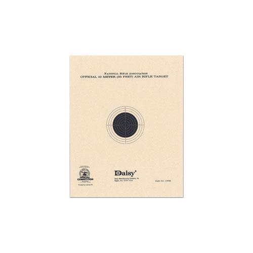 Daisy Official NRA 10-Meter Pellet Target