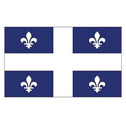 Flag-Canada Quebec