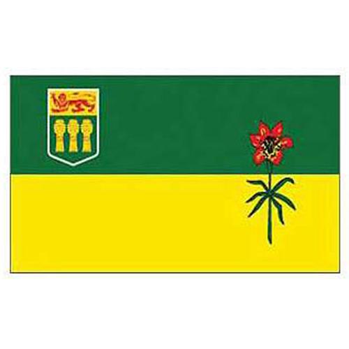 Flag-Canada Saskatchewan