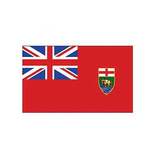 Flag-Canada Manitoba