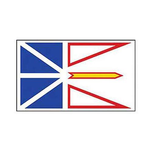 Flag-Canada Newfoundland
