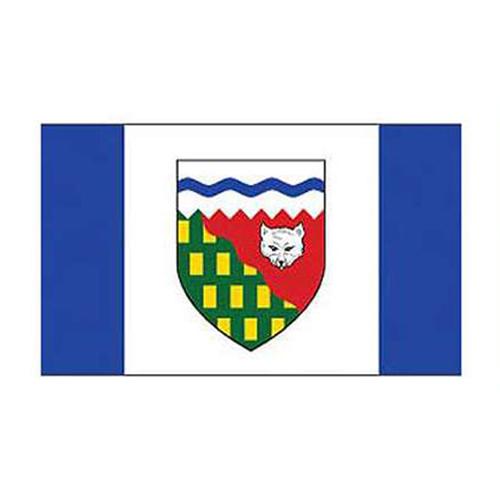 Flag-Canada N.W.T