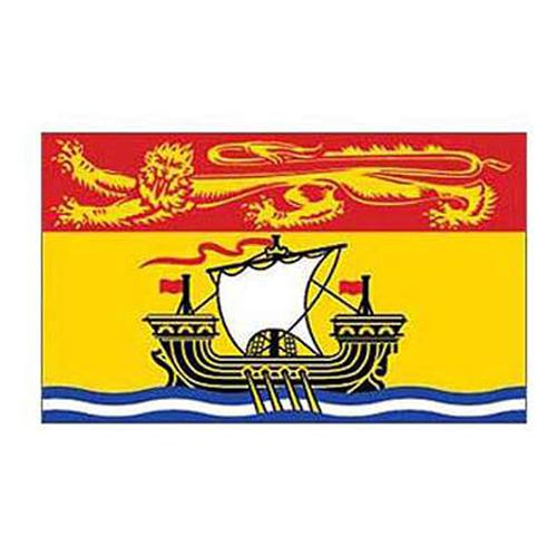 Flag-Canada New Brunswic
