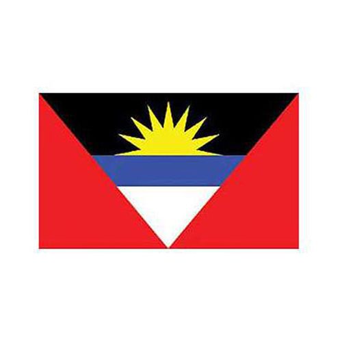 Flag-Antigua And Barb
