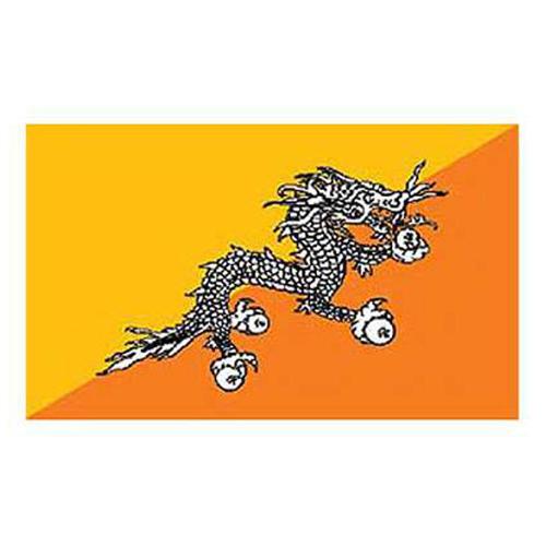 Flag-Bhutan