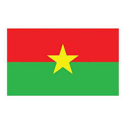 Flag-Burkina Faso